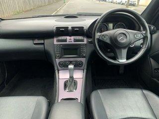 2010 Mercedes-Benz CLC200 Kompressor Evolution Coupe.