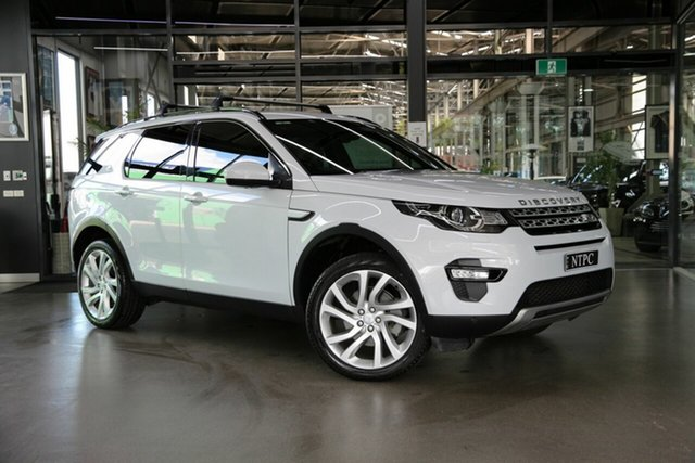 Used Land Rover Discovery Sport HSE, North Melbourne, 2016 Land Rover Discovery Sport HSE Wagon