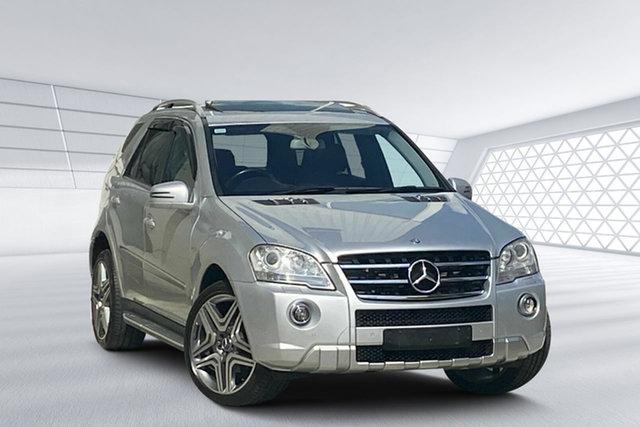 Used Mercedes-Benz ML350 CDI Luxury (4x4), Moorooka, 2011 Mercedes-Benz ML350 CDI Luxury (4x4) Wagon