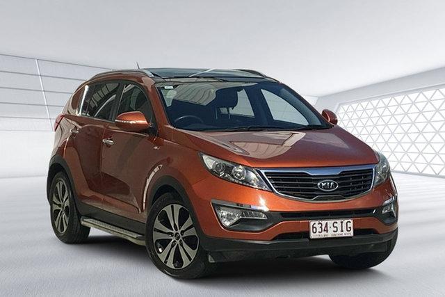 Used Kia Sportage Platinum (AWD), Moorooka, 2012 Kia Sportage Platinum (AWD) Wagon