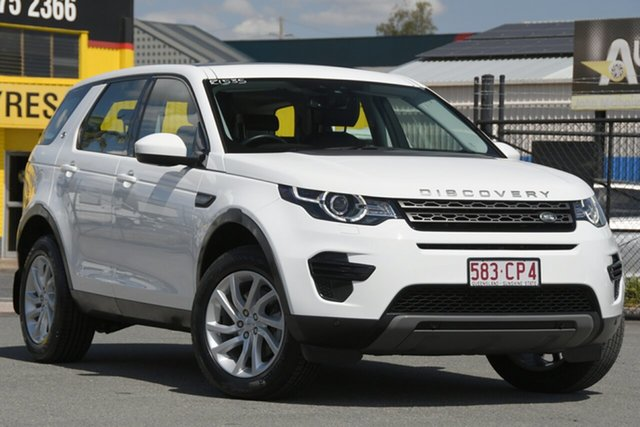 Used Land Rover Discovery Sport SE, Bowen Hills, 2017 Land Rover Discovery Sport SE Wagon