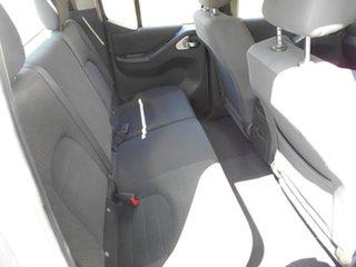 2010 Nissan Navara ST-X Utility.