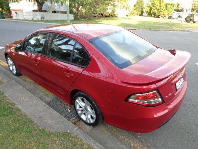 Used Ford Falcon XR6, Chermside, 2010 Ford Falcon XR6 FG Upgrade Sedan