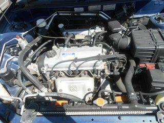 2000 Mitsubishi Lancer GLi Coupe.