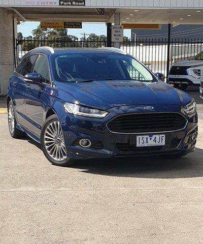 Used Ford Mondeo Titanium, Oakleigh, 2016 Ford Mondeo Titanium MD Wagon