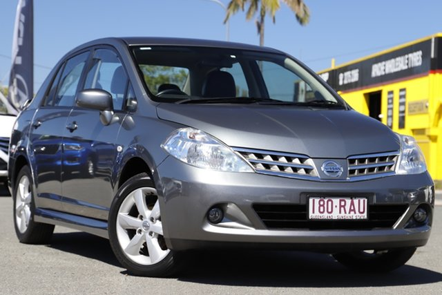 Used Nissan Tiida TI, Bowen Hills, 2010 Nissan Tiida TI Sedan