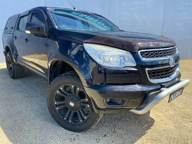 Used Holden Colorado LT Thunder (4x4), Hoppers Crossing, 2013 Holden Colorado LT Thunder (4x4) Crew Cab Pickup