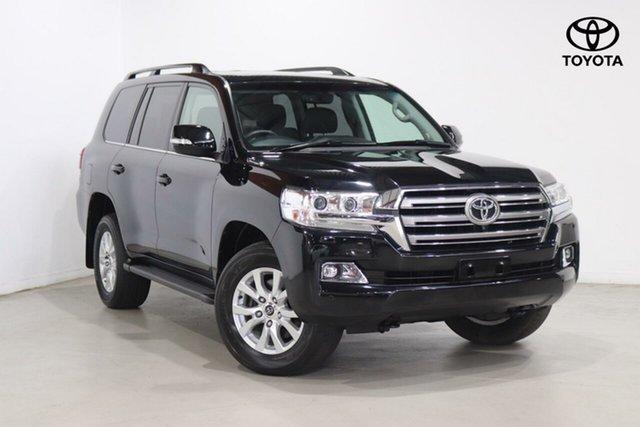 Used Toyota Landcruiser VX, Northbridge, 2019 Toyota Landcruiser VX Wagon