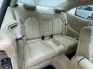 2003 Mercedes-Benz CLK320 Elegance Coupe.