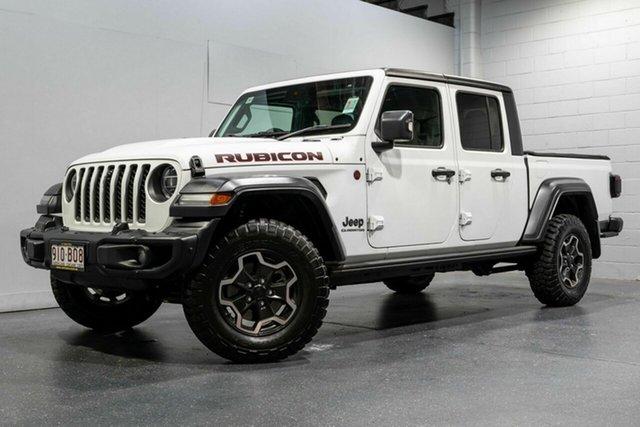 Used Jeep Gladiator Rubicon (4x4), Slacks Creek, 2020 Jeep Gladiator Rubicon (4x4) Dual Cab Utility