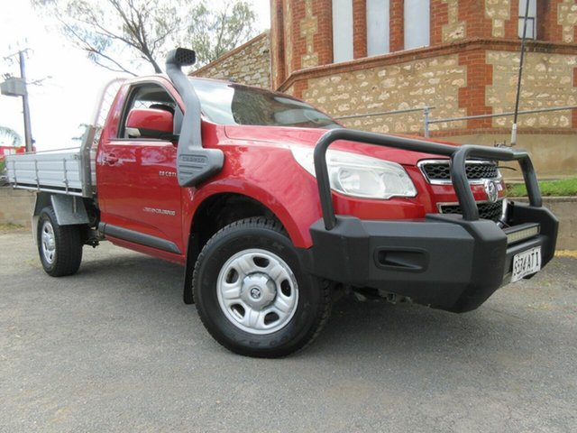 Used Holden Colorado LX, Enfield, 2012 Holden Colorado LX Cab Chassis