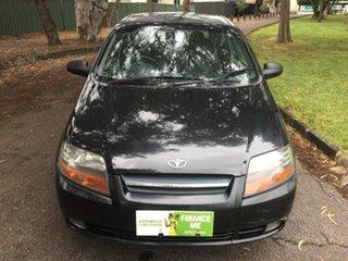 2003 Daewoo Kalos Hatchback.
