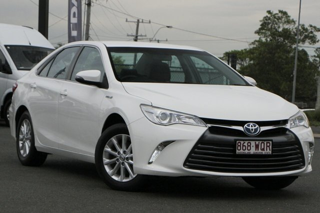 Used Toyota Camry Altise, Toowong, 2016 Toyota Camry Altise Sedan