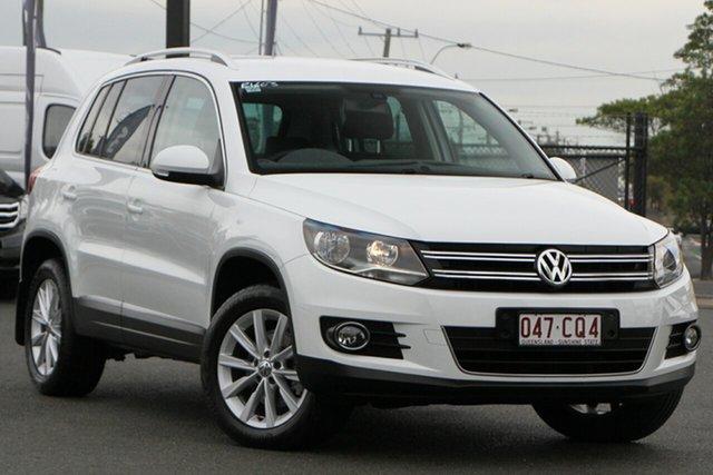 Used Volkswagen Tiguan 132TSI DSG 4MOTION, Toowong, 2015 Volkswagen Tiguan 132TSI DSG 4MOTION Wagon