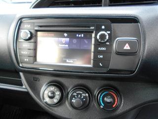 2017 Toyota Yaris Ascent Hatchback.