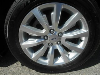 2010 Ford Territory Ghia (RWD) Wagon.