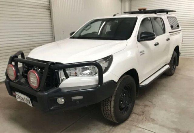 Used Toyota Hilux SR Hi-Rider, Slacks Creek, 2019 Toyota Hilux SR Hi-Rider Double Cab Pick Up