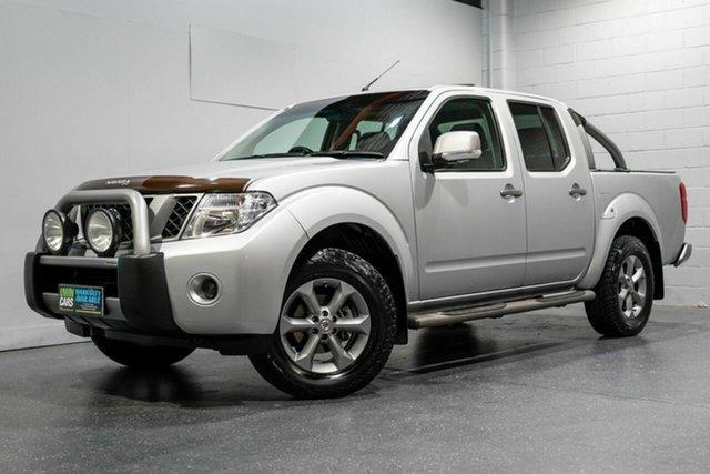 Used Nissan Navara ST Titanium Edition (4x4), Slacks Creek, 2014 Nissan Navara ST Titanium Edition (4x4) Dual Cab Pick-up