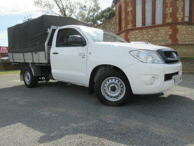 Used Toyota Hilux SR, Enfield, 2010 Toyota Hilux SR Cab Chassis