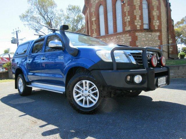 Used Toyota Hilux SR5 (4x4), Enfield, 2013 Toyota Hilux SR5 (4x4) Dual Cab Pick-up