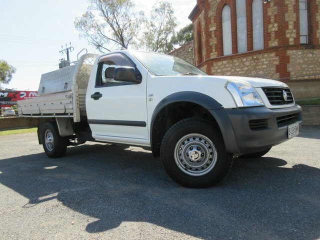 Used Holden Rodeo LX, Enfield, 2006 Holden Rodeo LX Cab Chassis