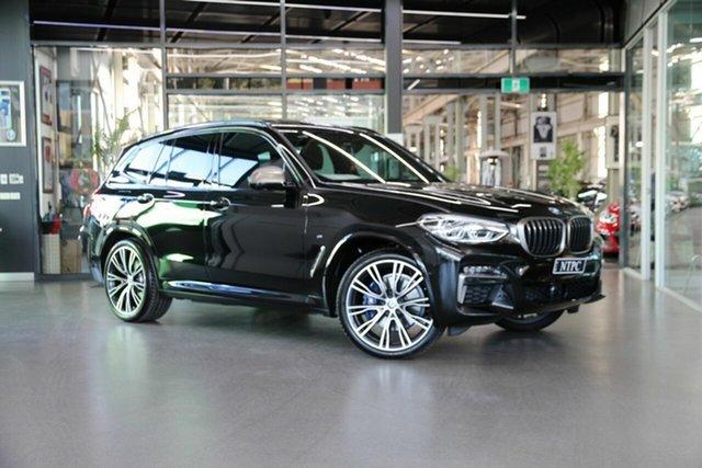 Used BMW X3 M40i Steptronic, North Melbourne, 2020 BMW X3 M40i Steptronic Wagon