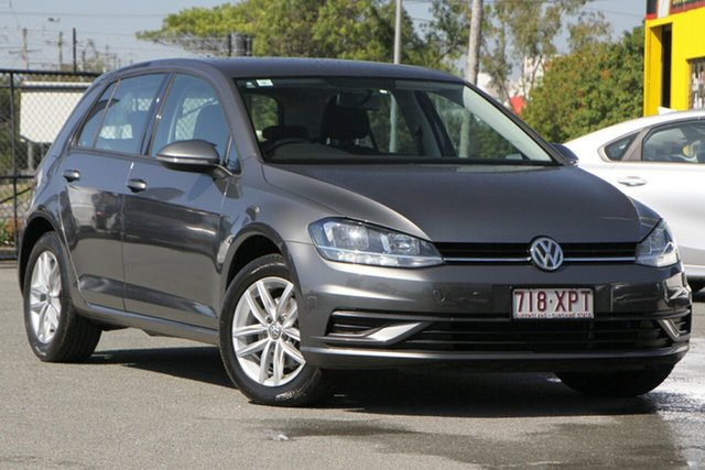 Used Volkswagen Golf 110TSI DSG, Bowen Hills, 2017 Volkswagen Golf 110TSI DSG Hatchback