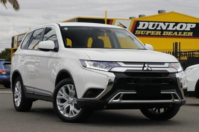 Used Mitsubishi Outlander ES 2WD, Bowen Hills, 2020 Mitsubishi Outlander ES 2WD Wagon