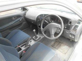 2003 Mitsubishi Mirage Hatchback.