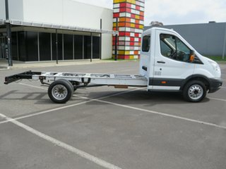 2014 Ford Transit Single Cab Cab Chassis.