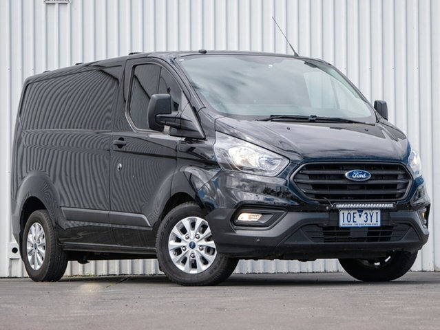 Used Ford Transit Custom 300S (Low Roof), Sebastopol, 2018 Ford Transit Custom 300S (Low Roof) Van