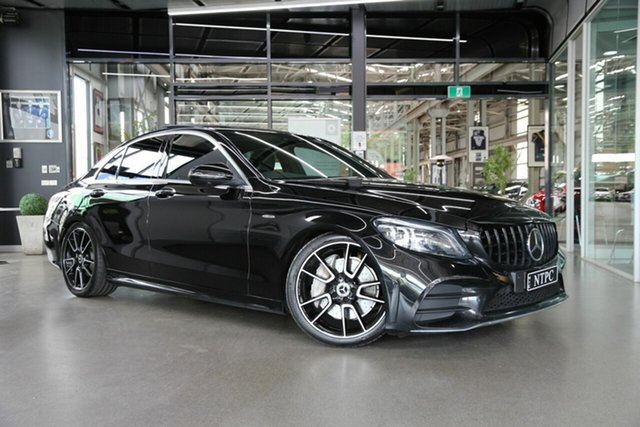 Used Mercedes-Benz C-Class C300 9G-Tronic, North Melbourne, 2019 Mercedes-Benz C-Class C300 9G-Tronic Sedan