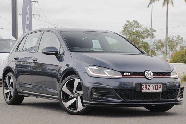 Used Volkswagen Golf GTI DSG, Bowen Hills, 2018 Volkswagen Golf GTI DSG Hatchback