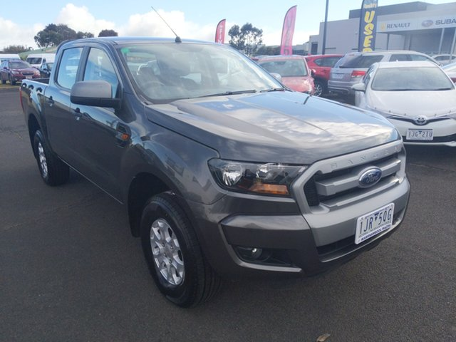 Used Ford Ranger XLS Double Cab, Warrnambool East, 2017 Ford Ranger XLS Double Cab Utility