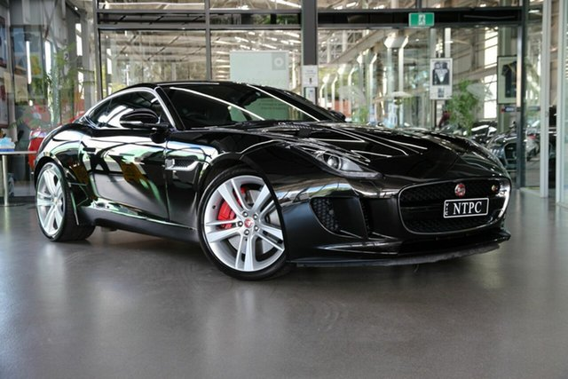 Used Jaguar F-TYPE Coupe S, North Melbourne, 2016 Jaguar F-TYPE Coupe S Coupe