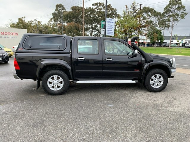 Used Holden Rodeo LT (4x4) 60th Anniversary, West Croydon, 2008 Holden Rodeo LT (4x4) 60th Anniversary Crew Cab Pickup