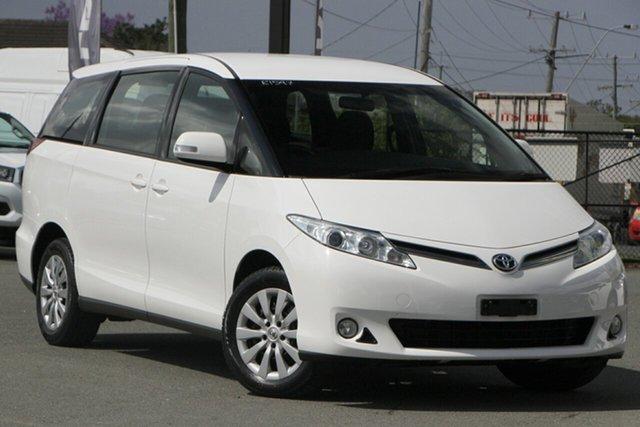 Used Toyota Tarago GLi, Toowong, 2016 Toyota Tarago GLi Wagon