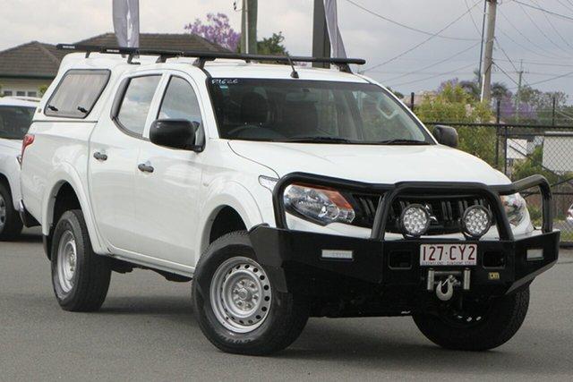 Used Mitsubishi Triton GLX Double Cab, Toowong, 2018 Mitsubishi Triton GLX Double Cab Utility