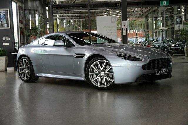 Used Aston Martin V8 Vantage Sportshift II GT, North Melbourne, 2015 Aston Martin V8 Vantage Sportshift II GT Coupe