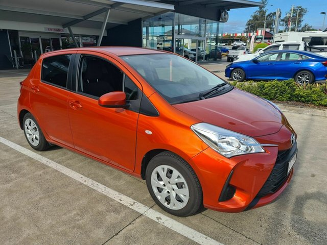 Discounted Used Toyota Yaris Ascent, Yamanto, 2018 Toyota Yaris Ascent Hatchback