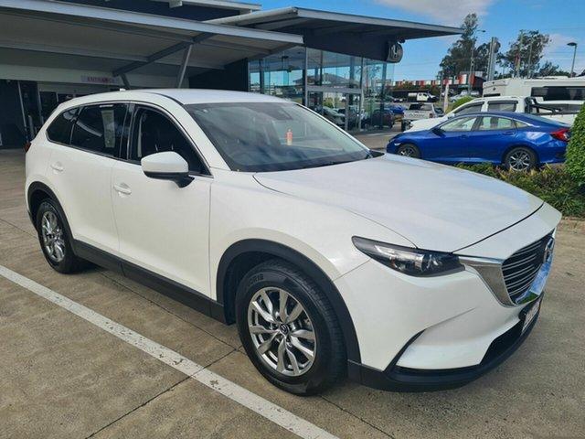 Used Mazda CX-9 Touring SKYACTIV-Drive, Yamanto, 2017 Mazda CX-9 Touring SKYACTIV-Drive Wagon