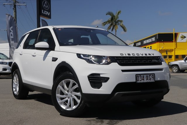 Used Land Rover Discovery Sport SE, Bowen Hills, 2016 Land Rover Discovery Sport SE Wagon