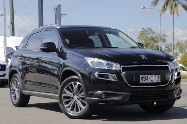 Used Peugeot 4008 Active 2WD, Toowong, 2015 Peugeot 4008 Active 2WD Wagon