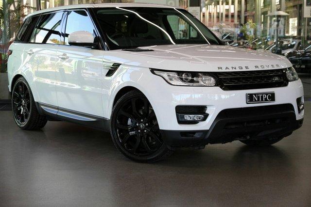 Used Land Rover Range Rover Sport SE, North Melbourne, 2016 Land Rover Range Rover Sport SE Wagon