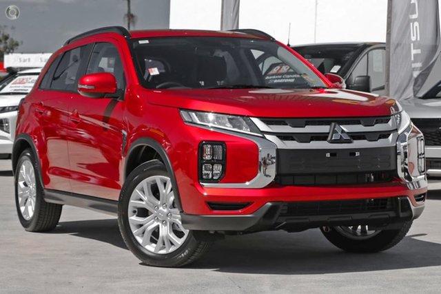 Discounted Demonstrator, Demo, Near New Mitsubishi ASX ES Plus 2WD, Bowen Hills, 2021 Mitsubishi ASX ES Plus 2WD Wagon