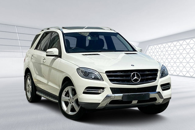 Used Mercedes-Benz ML250 CDI BlueTEC 4x4, Moorooka, 2013 Mercedes-Benz ML250 CDI BlueTEC 4x4 Wagon