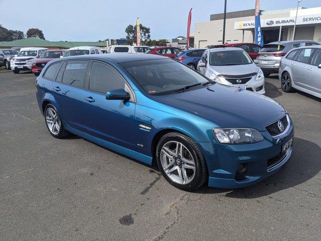 Used Holden Commodore SV6 Sportwagon, Warrnambool East, 2012 Holden Commodore SV6 Sportwagon Wagon