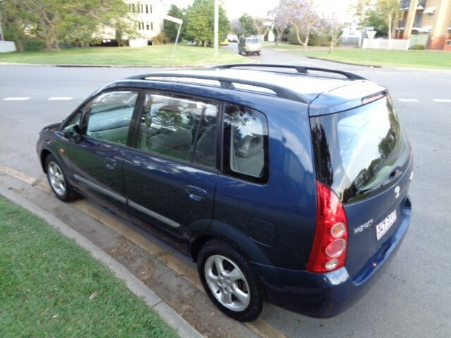 Used Mazda Premacy, Chermside, 2003 Mazda Premacy Hatchback