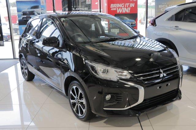 New Mitsubishi Mirage LS, Toowong, 2021 Mitsubishi Mirage LS Hatchback