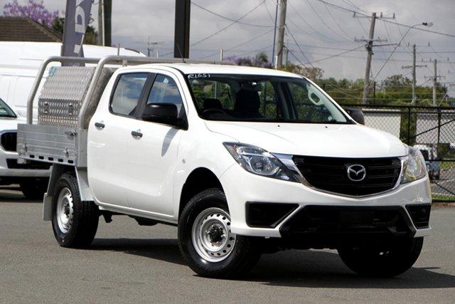 Used Mazda BT-50 XT 4x2 Hi-Rider, Rocklea, 2018 Mazda BT-50 XT 4x2 Hi-Rider Utility